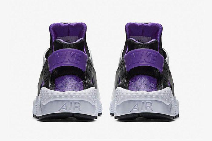 Nike Air Huarache Run 91 Qs 2018 Purple Punch 3