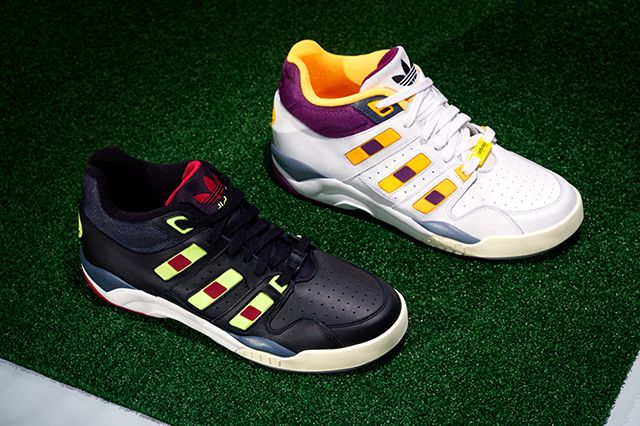 Adidas Originals Tennis Super Torsion Court Strategy 2