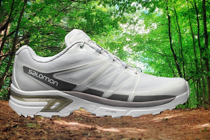 Salomon Xt Wings 2 Adv White Lateral