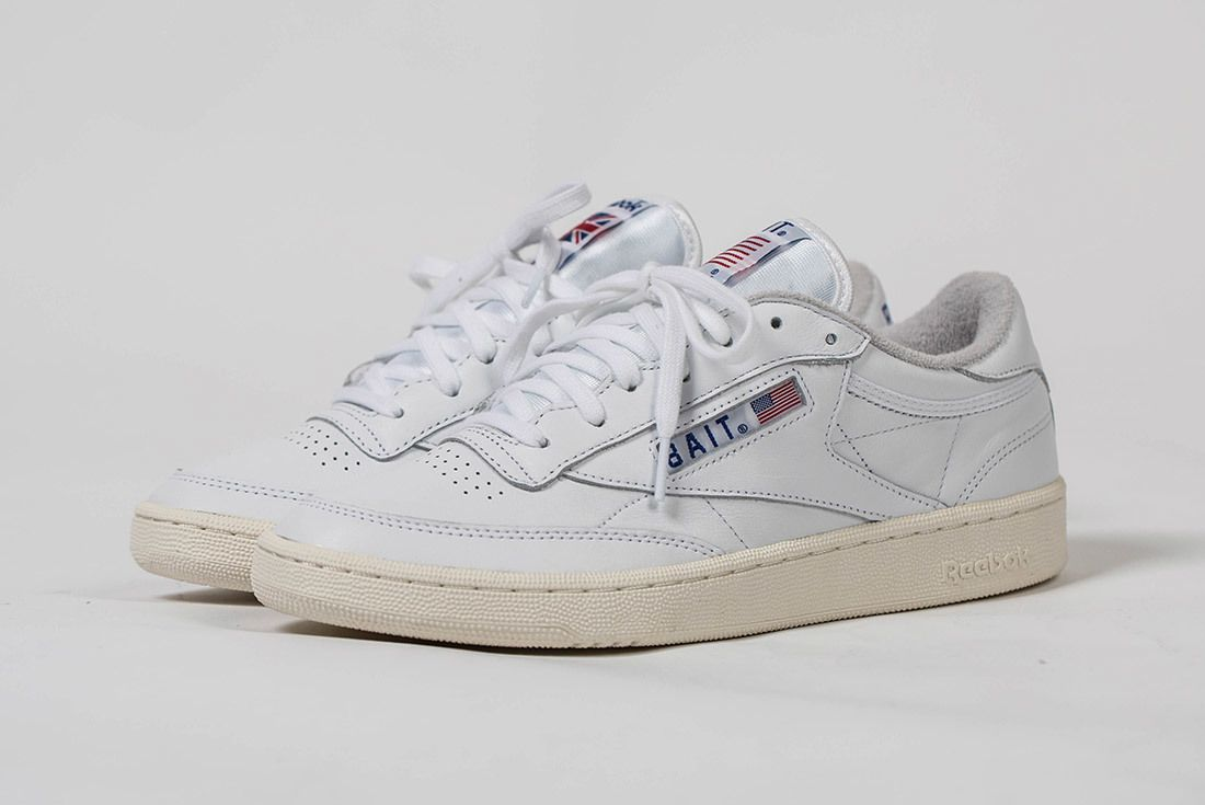 Bait X Reebok Classic West East Pack Workout Club C Ex O Fit 4
