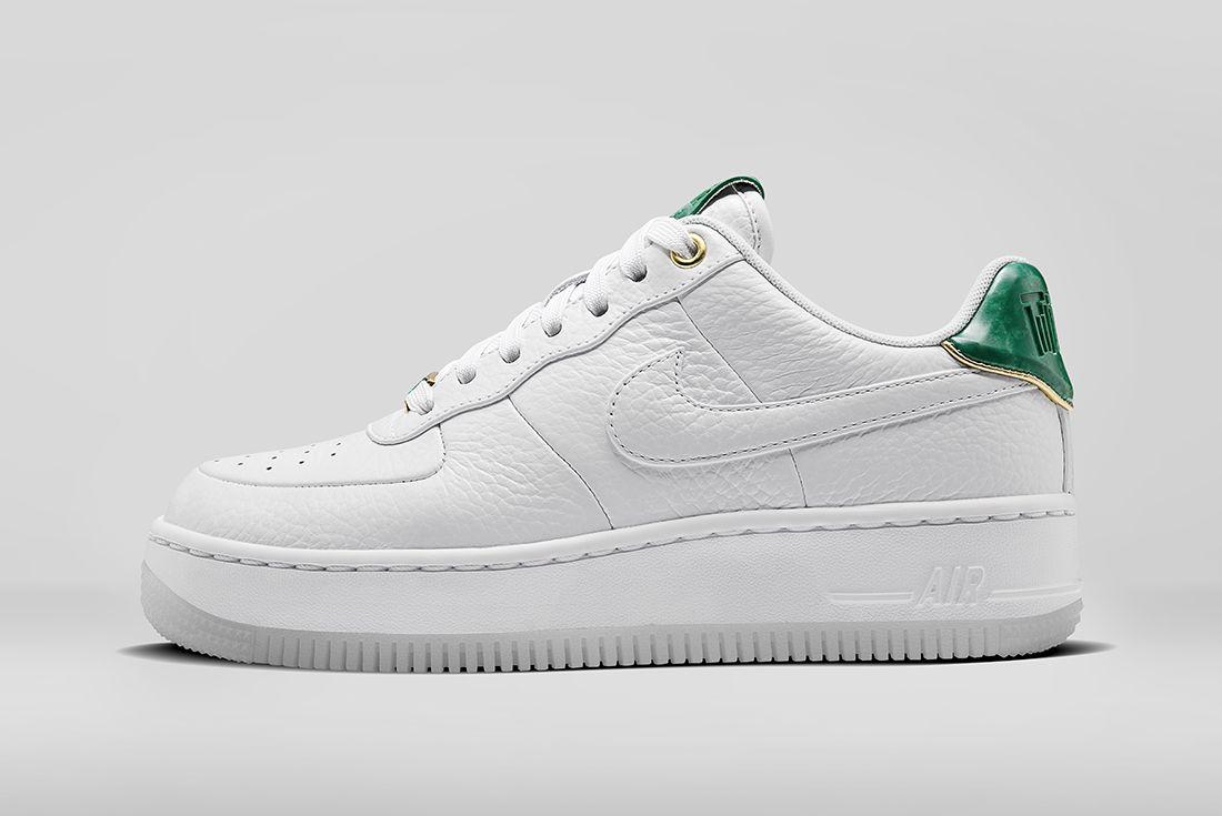 Nike Air Force 1 2017 Nai Ke Collection Jade9