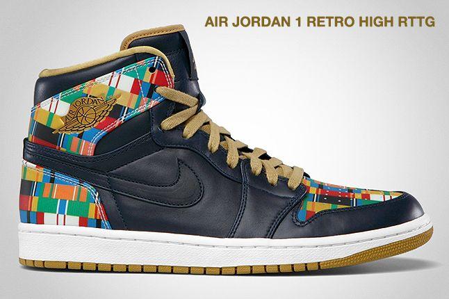 Jordan Brand July 2012 Preview Jordan 1 Retro High Rttg 1
