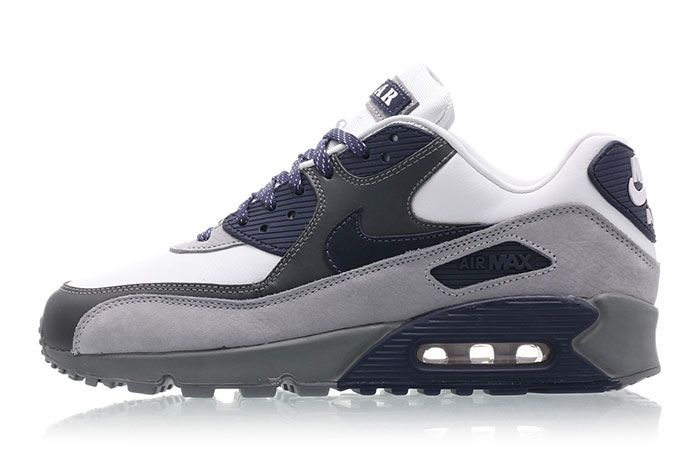 Nike Air Max 90 Escape Lahar Blue Grey Left