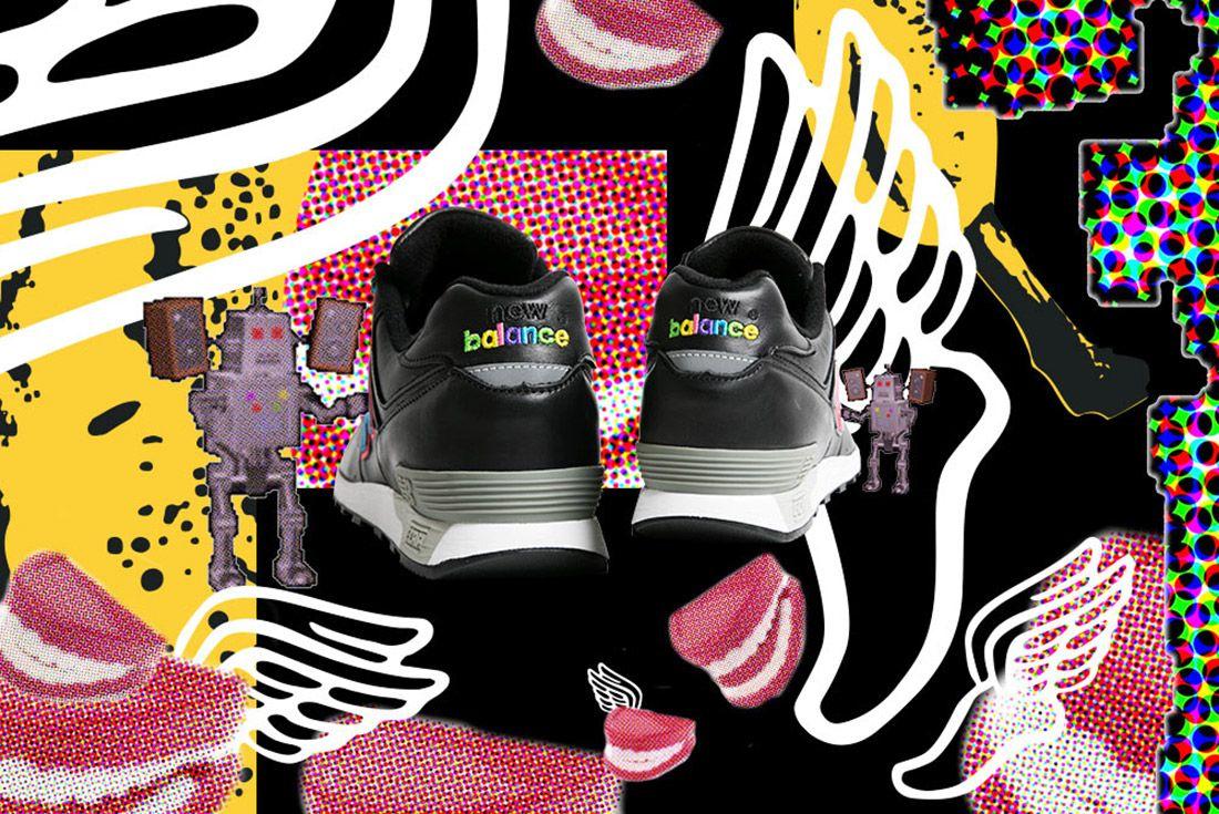 New Balance Footpatrol M576 Fpf Sneaker Freaker 7