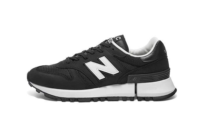 Comme Des Garcon New Balance Rc1300 Black Left