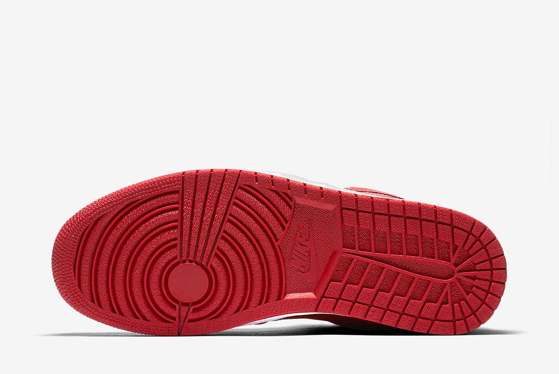 Jordan Heritage Gym Red2