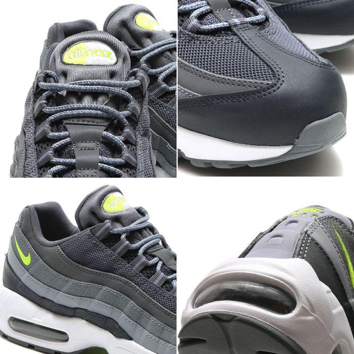 Nike Air Max 95 Anthracite Volt