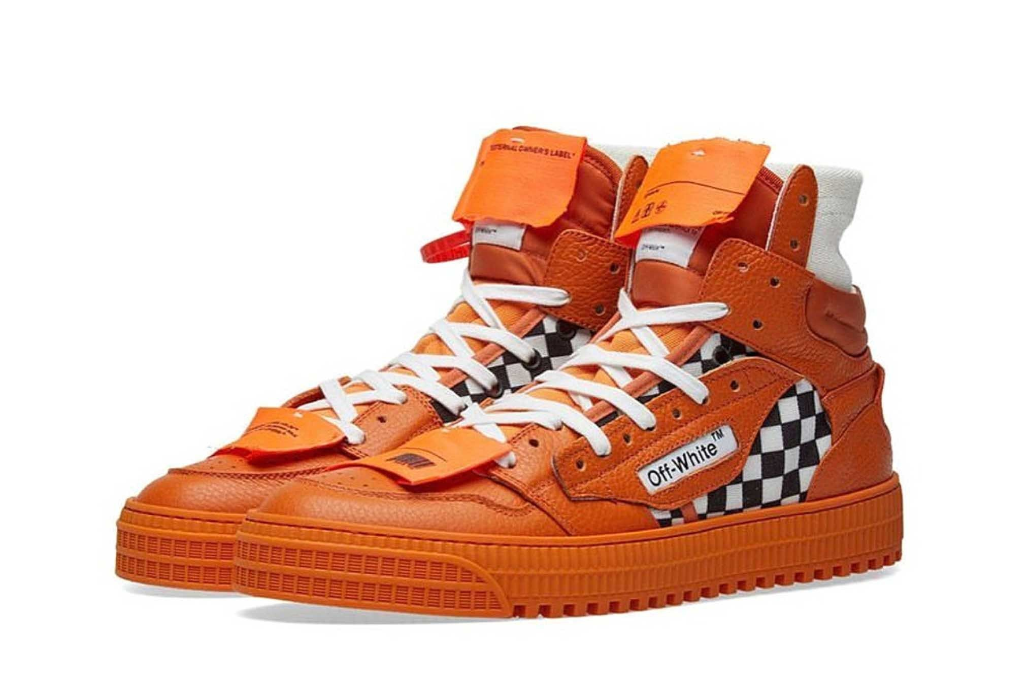 Off White 3 0 Off Court Sneakers 1 Sneaker Freaker