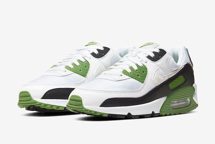 Nike Air Max 90 Chlorophyll Toe