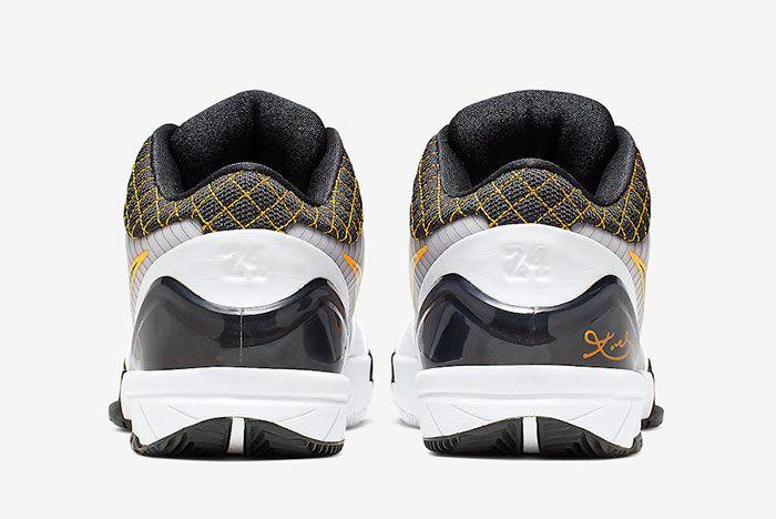 Nike Kobe 4 Protro Del Sole Heel