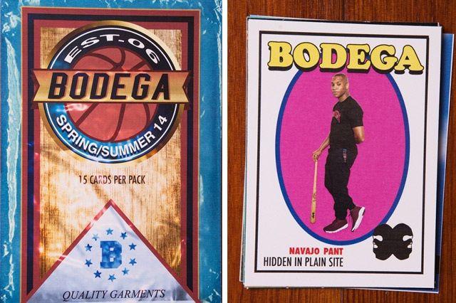 Bodega 2014 Spring Summer Lookbook 1