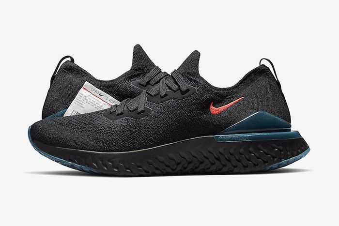 Nike Epic React Flyknit 2 Spati Ci1974 001 Release Date Lateral