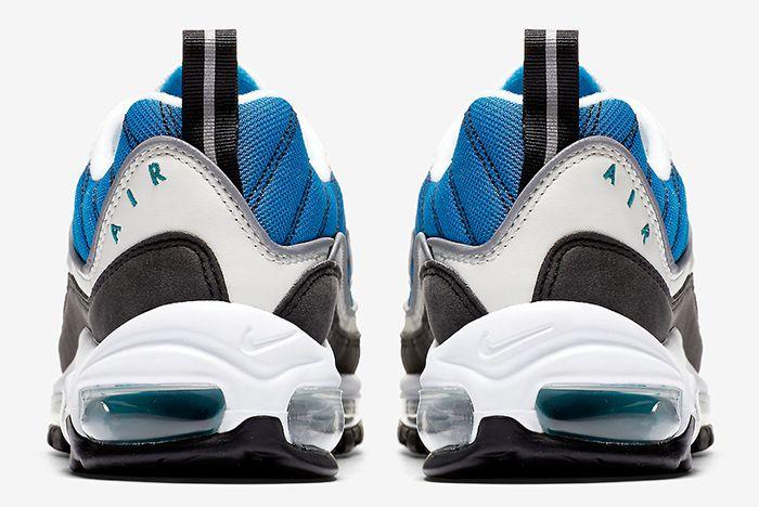 Nike Air Max 98 Blue 3