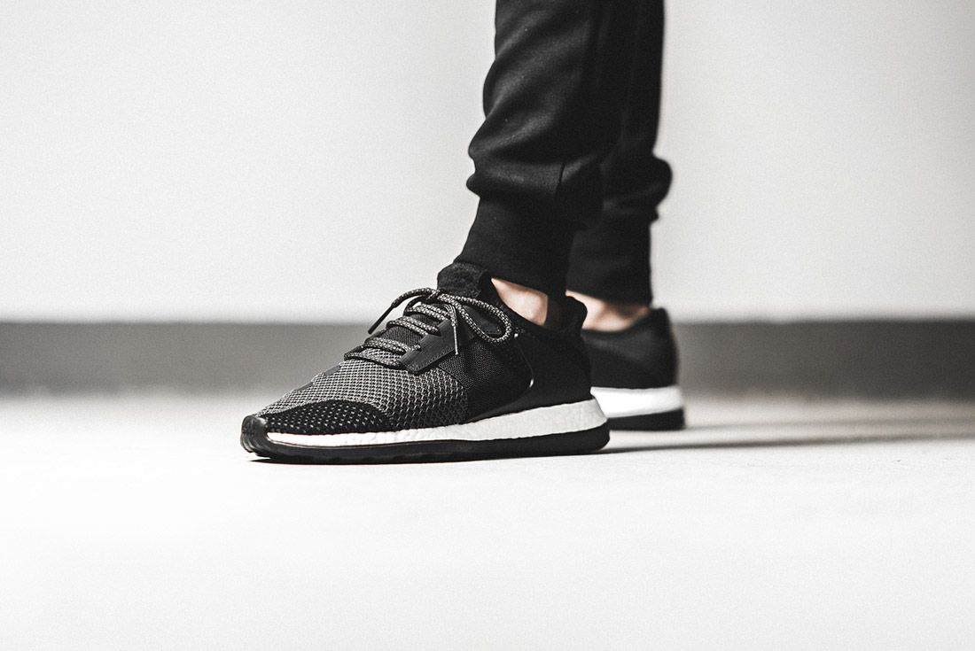 Day One Adidas Pure Boost Zg Black 5
