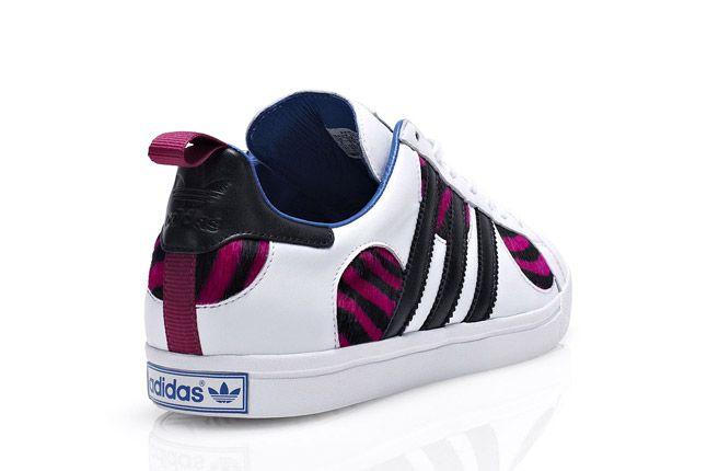 Adidas Origianls Legacy Wozniacki Courtstar Heel 1