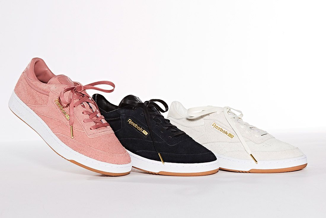Barneys New York Reebok Club C 1