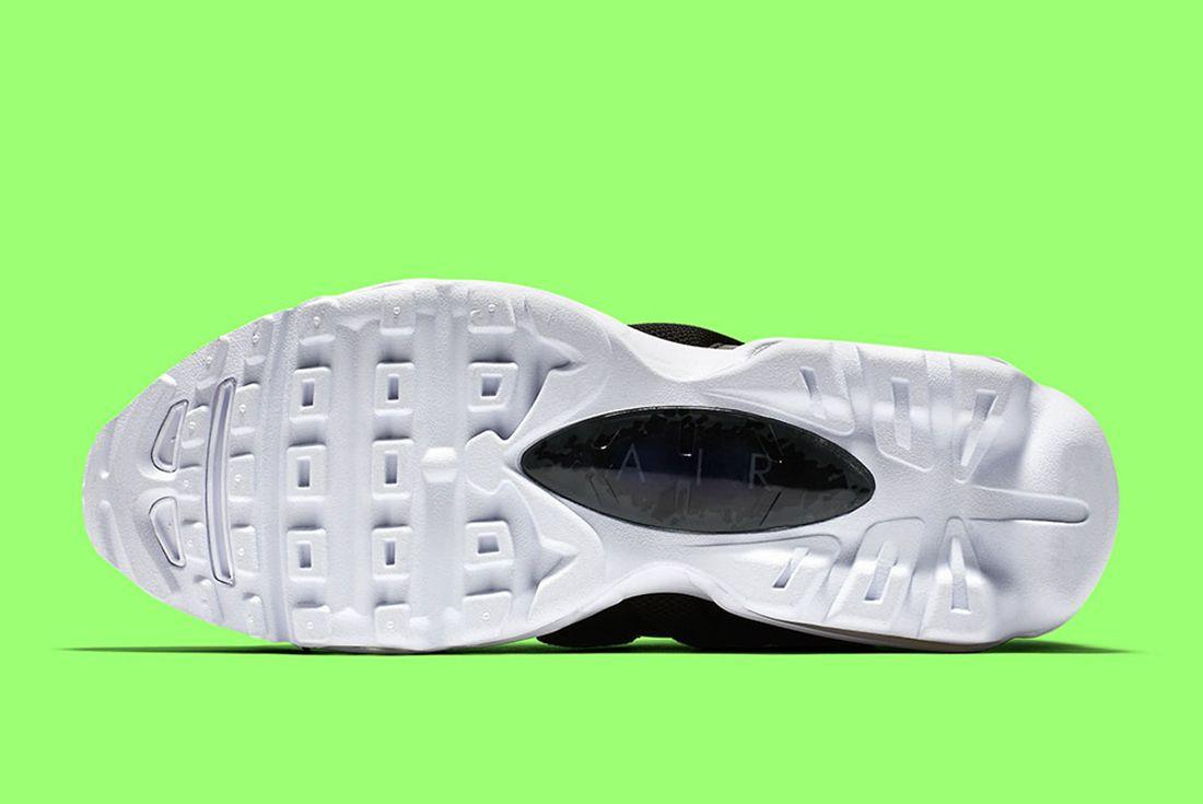 Nike Air Max 96 Xx Black White4