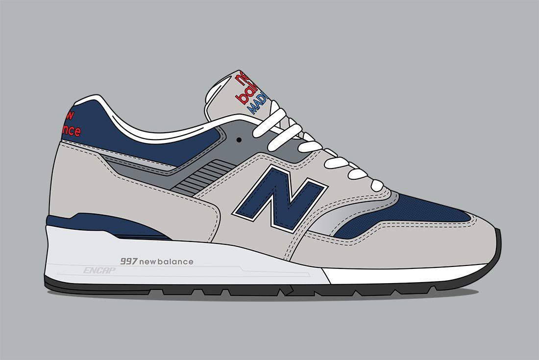 Nb997 Grey Blue Close