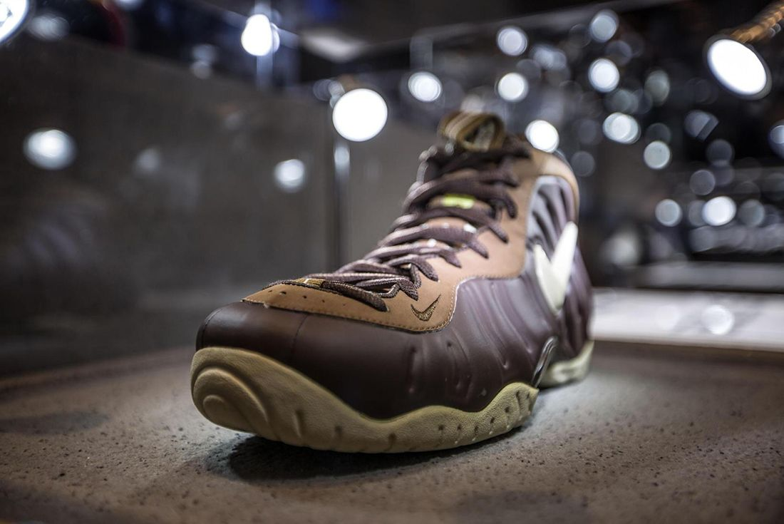 Nike Foamposite Retrospective Exhibition Hits Shanghai7