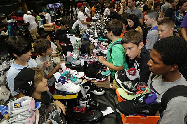 Sneaker Con Miami 201315
