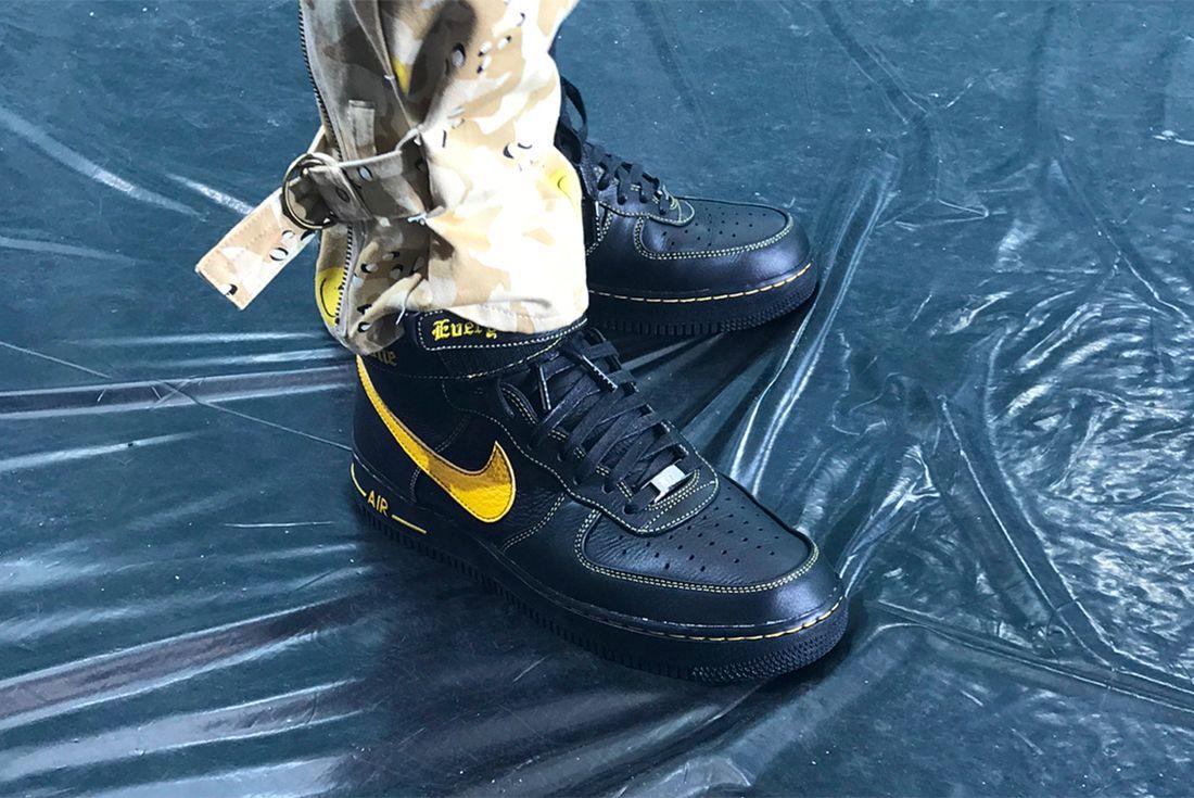 Vlone X Nike Air Force 1 2