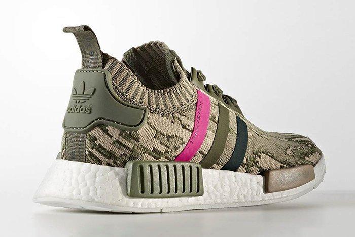 Adidas Nmd R1 Pk Shock Pink 5