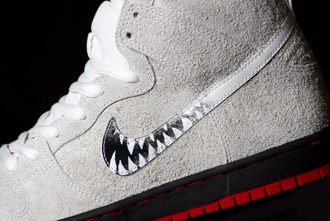 Black Sheep X Nike Sb Dunk High Wolf In Sheeps Clothing4
