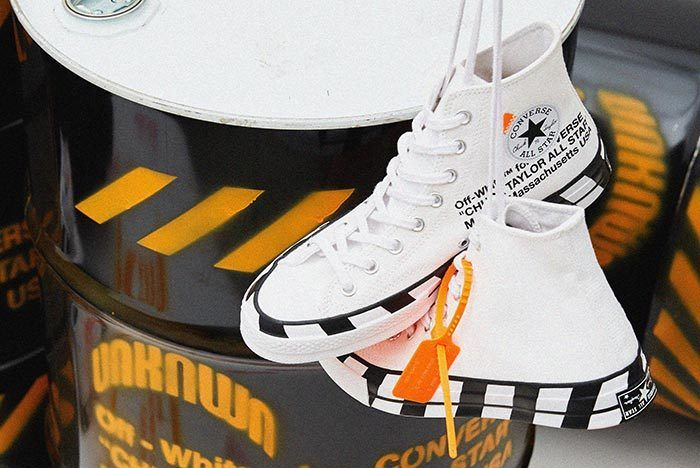 Off White Converse Chuck 70 Look 2