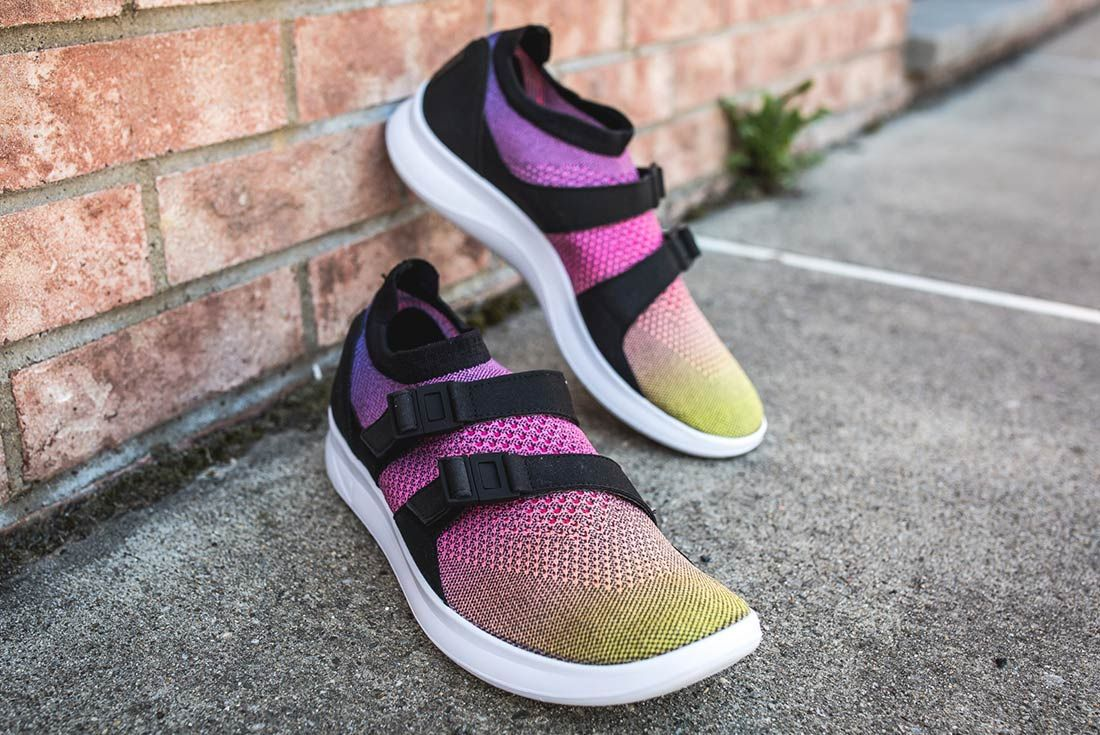 Nike Air Sock Racer Ultra Flyknit Yellow Strike 10