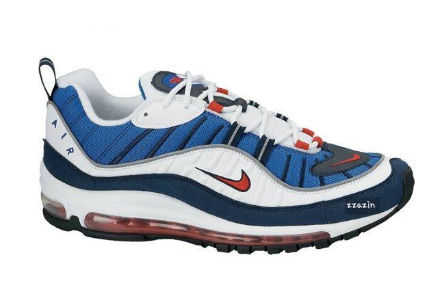 Nike Am98 Colourways Fw 2