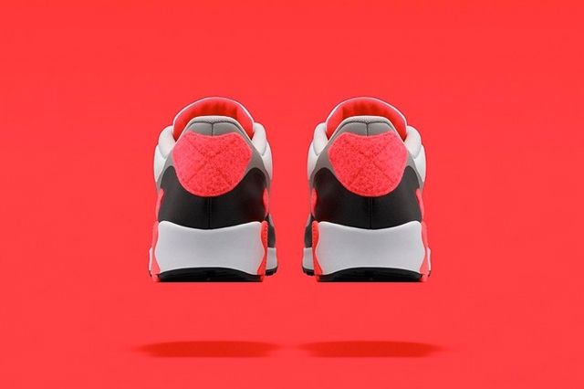Nikelab Air Max 90 Patch Infrared 1