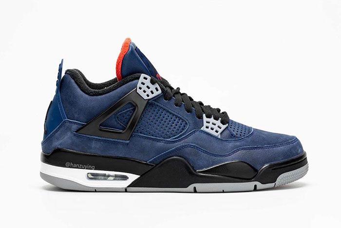 Air Jordan 4 Wntr Loyal Blue Cq9597 401 Release Date 2 Side