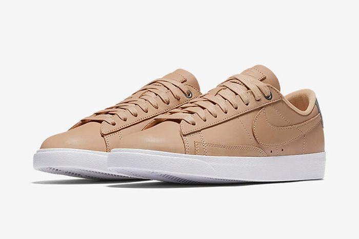 Nike Blazer Low Vachetta Tan 3