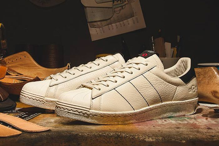 Kasina X Adidas Superstar Thumb
