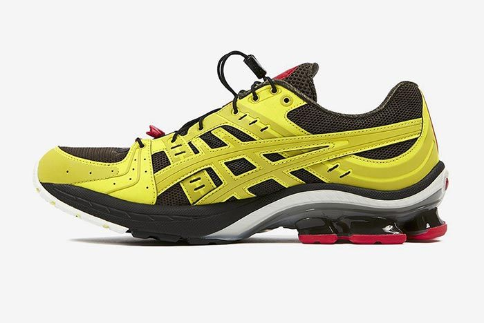 Affix Works Asics Gel Kinsei Medial Side Shot