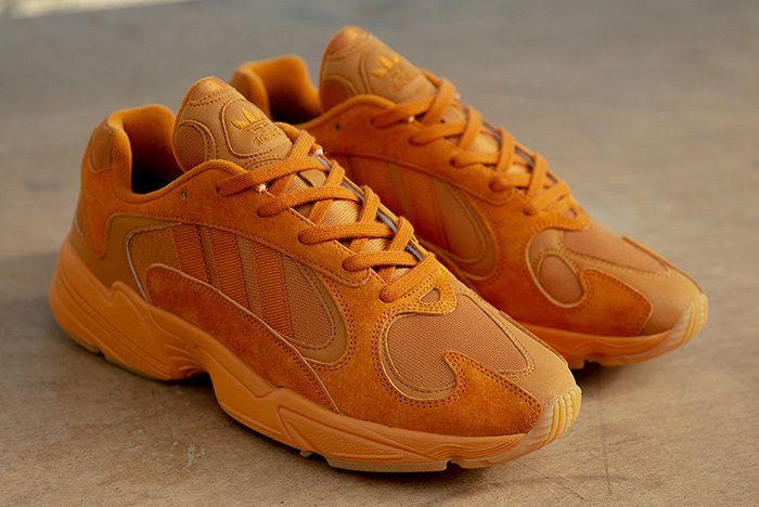Size Adidas Yung 1 Craft Ochre 2