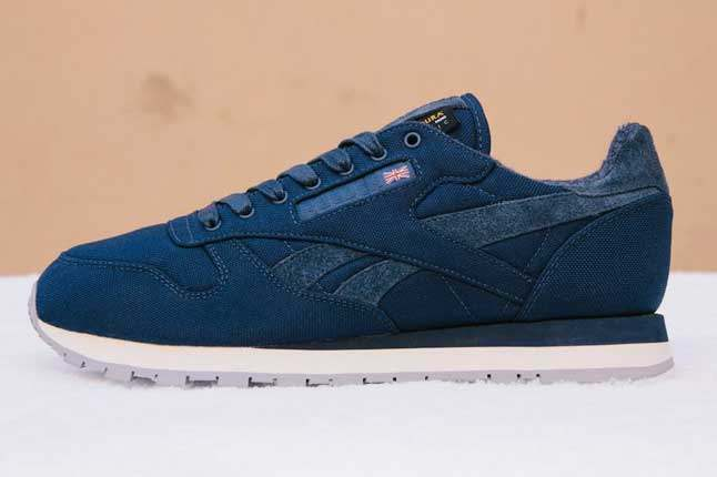 Sneakersnstuff X Reebok Classic Side Profile 1