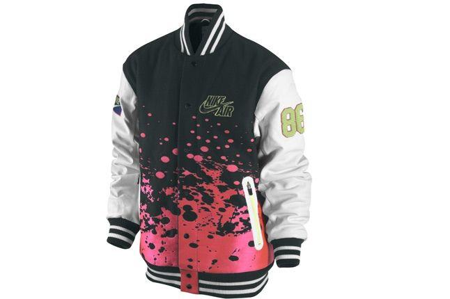 Nike Challenge Court Varsity Jacket 2 1
