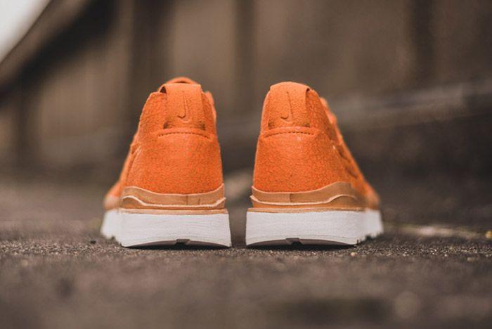 Nike Air Safari Royal Orange 1