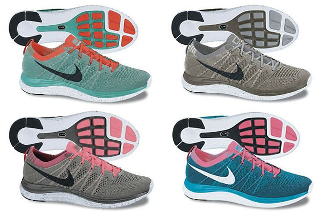 Nike Lunar One Flyknit Plus 1