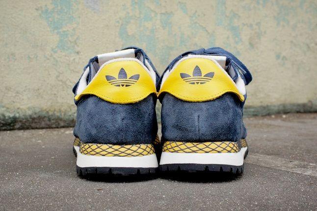 Adidas Originals Marathon Pt Navy Yellow 3