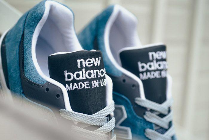 New Balance 997 Made In Usa Ice Blue 4