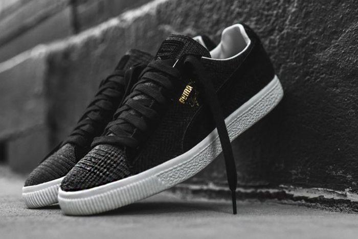 United Arrows X Puma Clyde 6