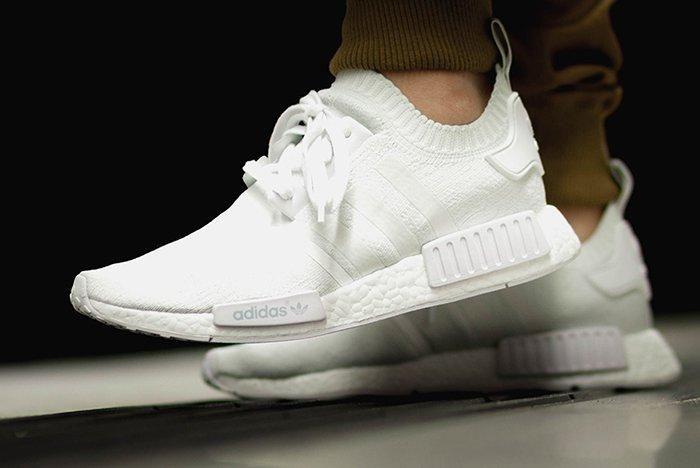 Adidas Nmd White 3