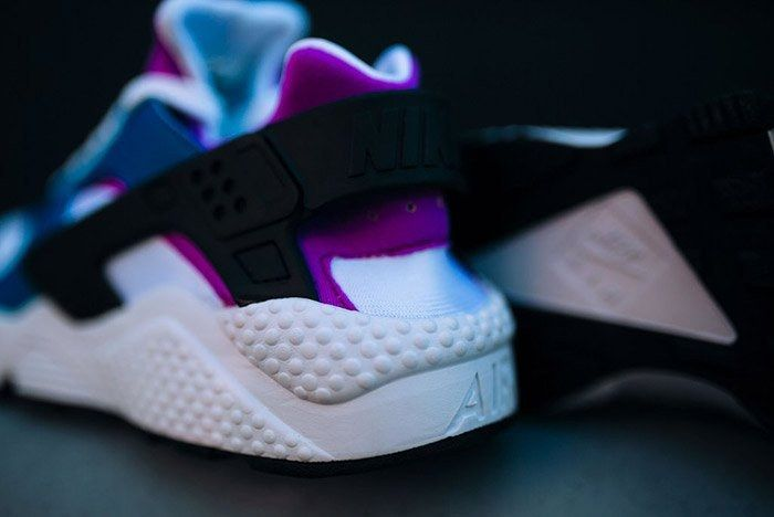 Nike Air Huarache Blue Jay 2