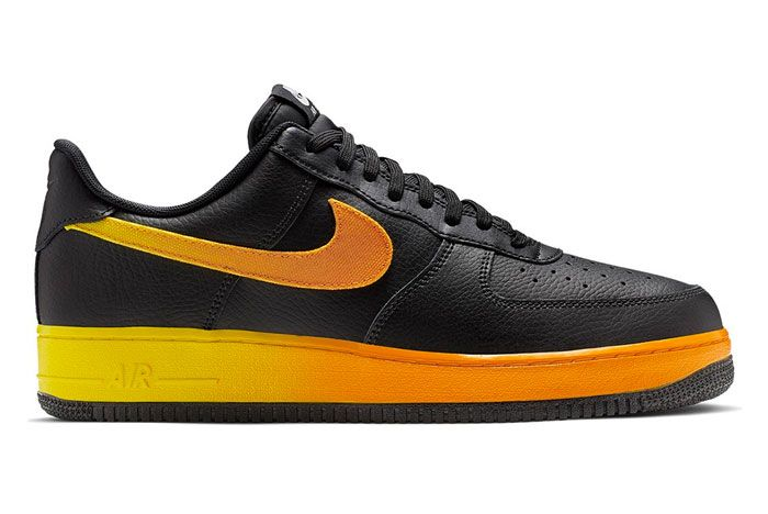 Nike Air Force 1 07 Lv8 Yellow Right