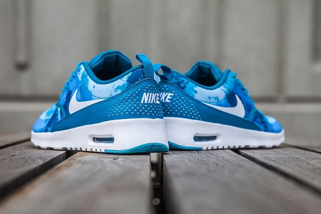 Nike Air Max Thea Blue Lacquer Bumper 4