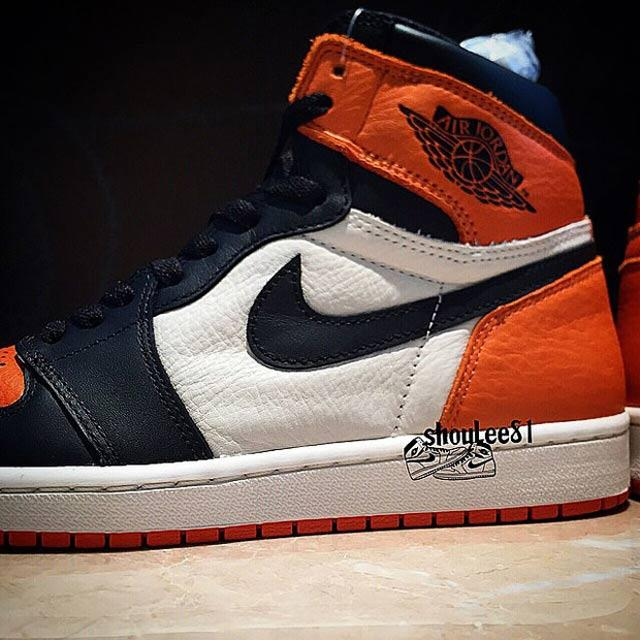 Air Jordan 1 Retro High Og Shattered Backboard 1