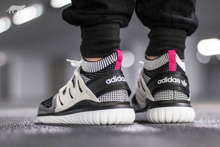 Adidas Tubular Nova Pink 5