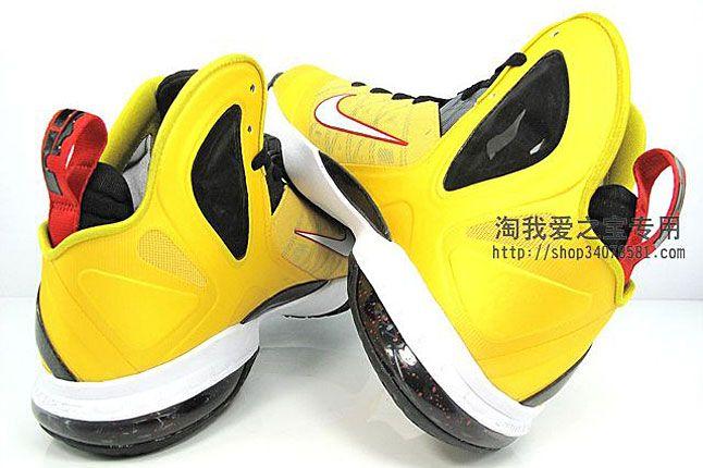 Nike Lebron 9 Elite Taxi 09 1
